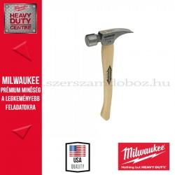 MILWAUKEE TITÁNIUM KALAPÁCS FA NYÉLLEL S 406 MM