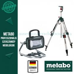 Metabo BSA 14,4 - 18 LED Akkus Építőipari fényvető LED + Tartóállvány