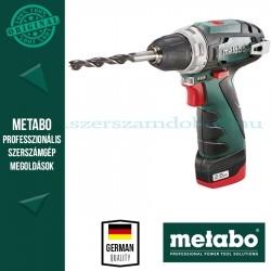 Metabo PowerMaxx BS  Fúró-csavarozó