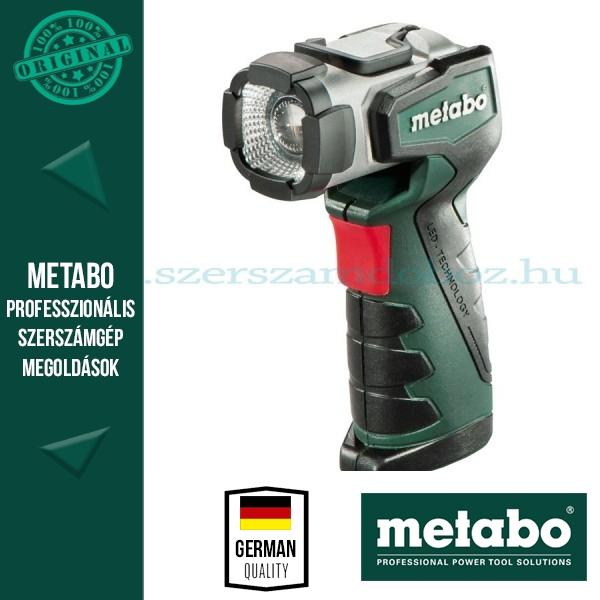 Metabo PowerMaxx ULA 10,8V Akkus LED lámpa (alapgép)
