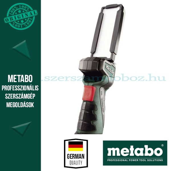 Metabo PowerMaxx SLA 10,8V Akkus LED lámpa (alapgép)