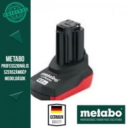 Metabo PowerMaxx Akkumulátor 10,8V 4,0Ah Li-Ion
