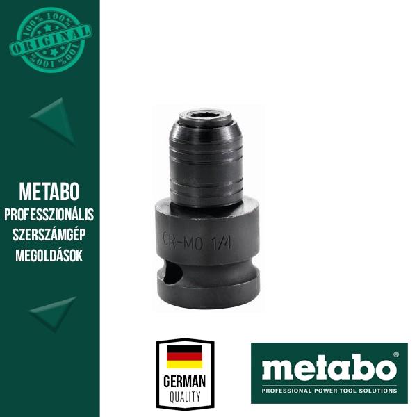 """Metabo 628836000 Adapter 1/2""""-ról 1/4""""-ra átalakító"""