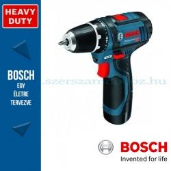 Bosch GSR 12V-15 Professional akkus fúrócsavarozó