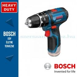 Bosch GSB 12V-15 akkus ütvefúró-csavarozó alapgép