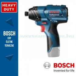 Bosch GDR 120-LI akkus ütvecsavarozó alapgép kartonban