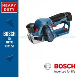 Bosch Bosch GHO 12V-20 akkus gyalu