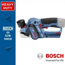 Bosch Bosch GHO 12V-20 akkus gyalu alapgép