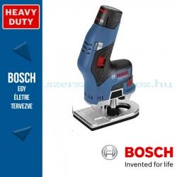 Bosch GKF 12V-8 akkus élmaró L-Boxxban