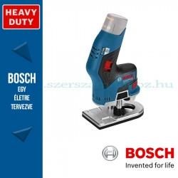 Bosch GKF 12V-8 akkus élmaró alapgép kartonban