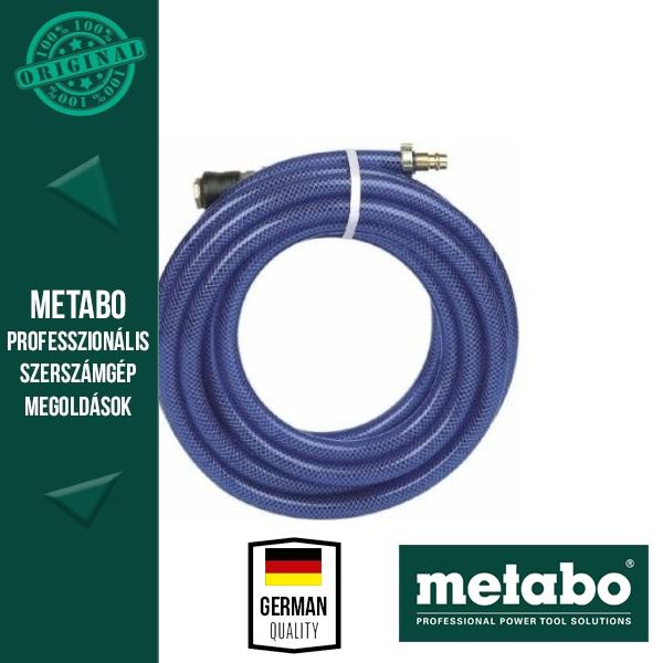 Metabo 80901054932 Sűritett levegő tömlő 50m szövetbetétes 9mm