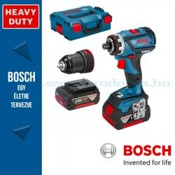 Bosch GSR 18V-60 FC akkus fúrócsavarozó