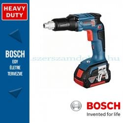 Bosch GSR 18 V-EC TE akkus fúrócsavarozó L-Boxx-ban