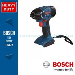 Bosch GDR 18 V-Li Solo akkus ütvecsavarozó alapgép