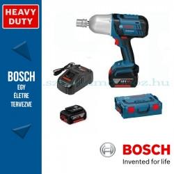 Bosch GDS 18 V-Li HT akkus ütvecsavarozó L-Boxx-ban