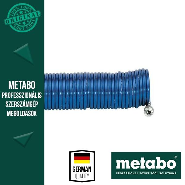 Metabo 80901054940 Spiráltömlő 5m x 8mm