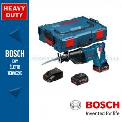 Bosch GSA 18 V-LI akkus szablyafűrész