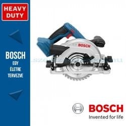 Bosch GKS 18V-57 akkus körfűrész alapgép kartonban