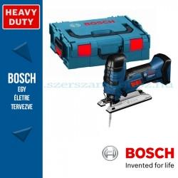 Bosch GST 18 V-LI S Professional akkus szúrófűrész alapgép L-Boxxban, tartozékkészlettel