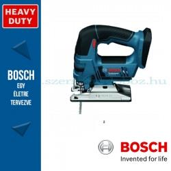 Bosch GST 18 V-LI B Professional akkus szúrófűrész alapgép tartozékkészlettel