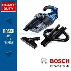 Bosch GAS 18V-1 Professional akkus porszívó alapgép résszívó fejjel