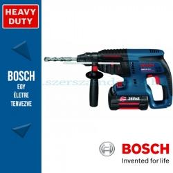 Bosch GBH 36 V-LI akkus fúrókalapács SDS Plus-rendszerrel