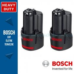 Bosch 2 x GBA 12V 3.0Ah akku