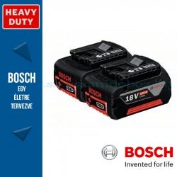 Bosch 2 x GBA 18V 4.0Ah akku