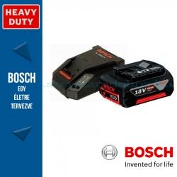Bosch kezdőkészlet: GBA 18V 4,0 Ah akku + AL 1860 CV töltő