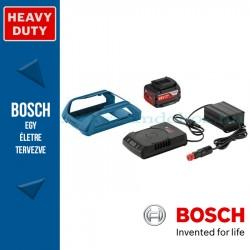 Bosch autós készlet: GBA 18V 4.0Ah W akku + GAL 1830 W-DC vezeték nélküli töltő