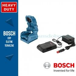 Bosch GAL 1830 W-DC autós töltő + vezeték nélküli töltőtáska