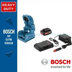 Bosch autós készlet: GBA 18V 2.0Ah W akku + GAL 1830 W-DC töltő + tartó vezeték nélküli töltéshez