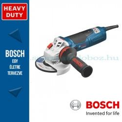 Bosch GWS 17-125 CIEX sarokcsiszoló tartozékkészlettel