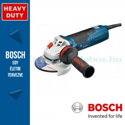 Bosch GWS 17-125 CIT sarokcsiszoló tartozékkészlettel