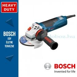 Bosch GWS 19-125 CIE sarokcsiszoló tartozékkészlettel
