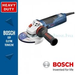 Bosch GWS 19-150 CI sarokcsiszoló tartozékkészlettel