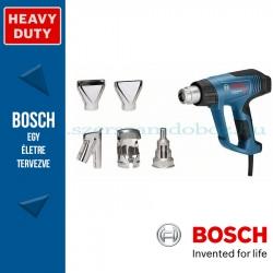 Bosch GHG 23-66 hőlégfúvó tartozékkészlettel