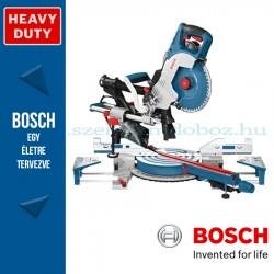 Bosch GCM 8 SDE sínes gérvágó tartozékkészlettel