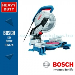 Bosch GCM 10 MX leszabó- és gérvágó fűrész tartozékkészlettel