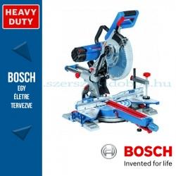Bosch GCM 350-254 sínes gérvágó körfűrészlappal