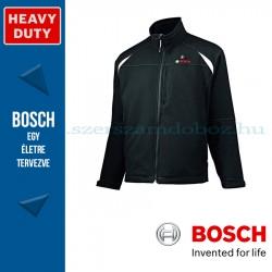 Bosch fűthető kabát 10,8 V (Teljes felszerelés) - S méret