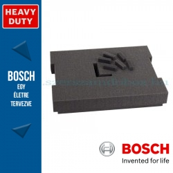 Bosch előreperforált habanyag betét L-Boxx 102-höz