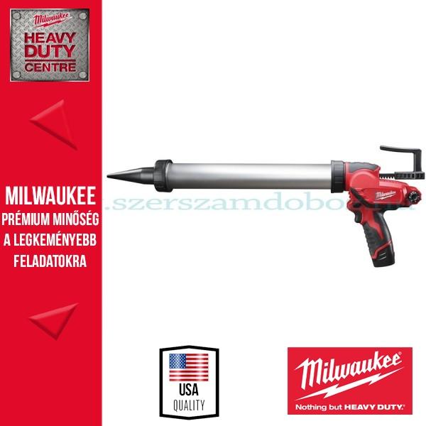 Milwaukee M12 PCG/600A-201B Akkus Kartuskinyomó