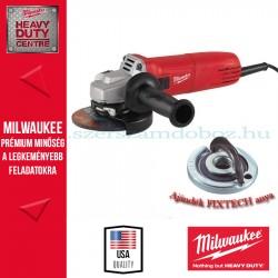 Milwaukee AG 10-125 X Sarokcsiszoló+Fixtec anya