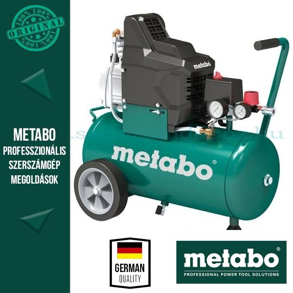 Metabo BASIC 250-24 W Kompresszor olajkenésű