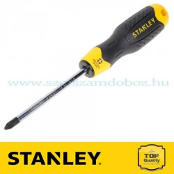 STANLEY CUSHIONGRIP CSAVARHÚZÓ PH2×100MM