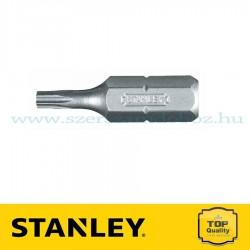 STANLEY TORX BIT T20 25MM 3DB