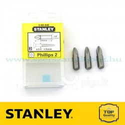 STANLEY PH2 BIT 25MM 3DB