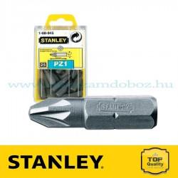 STANLEY BIT PZ1×25MM 25DB