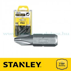 STANLEY BIT PH2×25MM 25DB